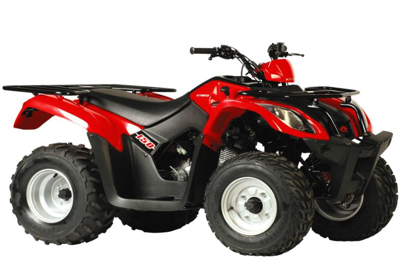 Kymco MXU 150cc (Quad-ATV)