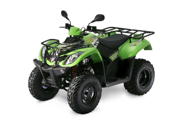 Kymco MXU 300cc (Quad-ATV)