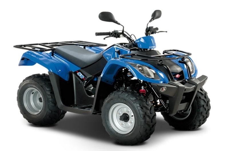 Kymco MXU 80cc (Quad-ATV)