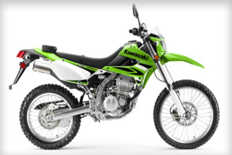 Kawasaki KLX 250cc