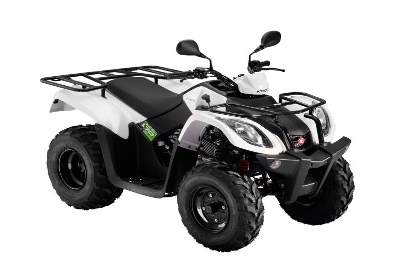 Kymco MXU 200cc (Quad-ATV)