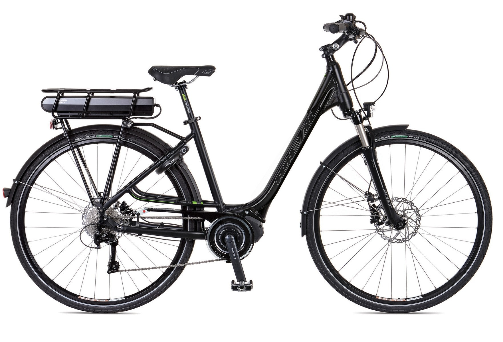 Ideal Vélo électrique